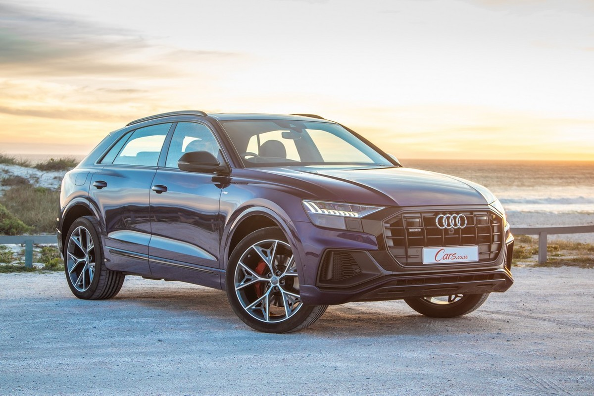 Audi Q8 55TFSI Quattro (2019) Review [w/Video]