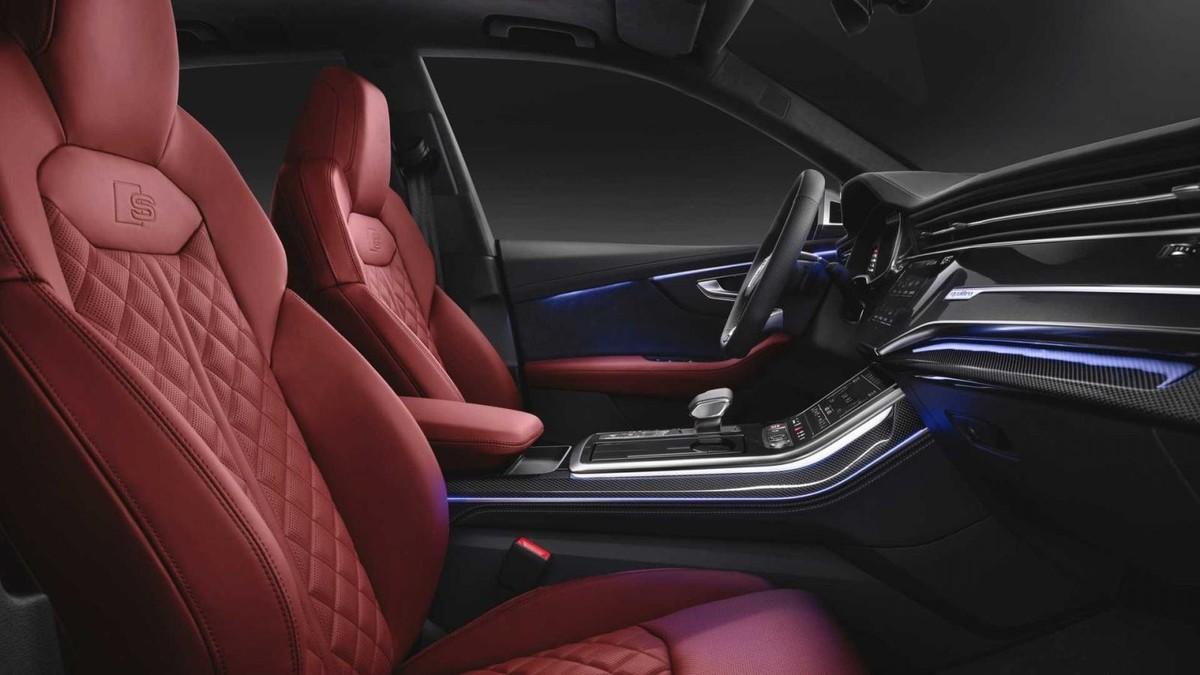 Audi Sq8 Is A 900 Nm Monster Cars Co Za