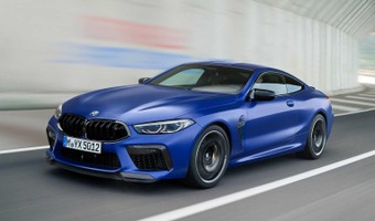 2019 Bmw M8 Coupe5
