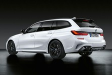 BMW 3 Series Touring With M Performance Parts 12