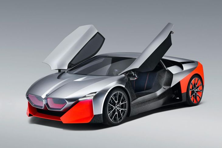 BMW Vision M Next Design 02