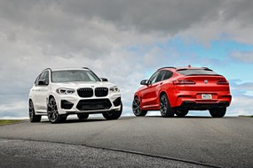 BMW X3 M/X4 M (2019) International Launch Review