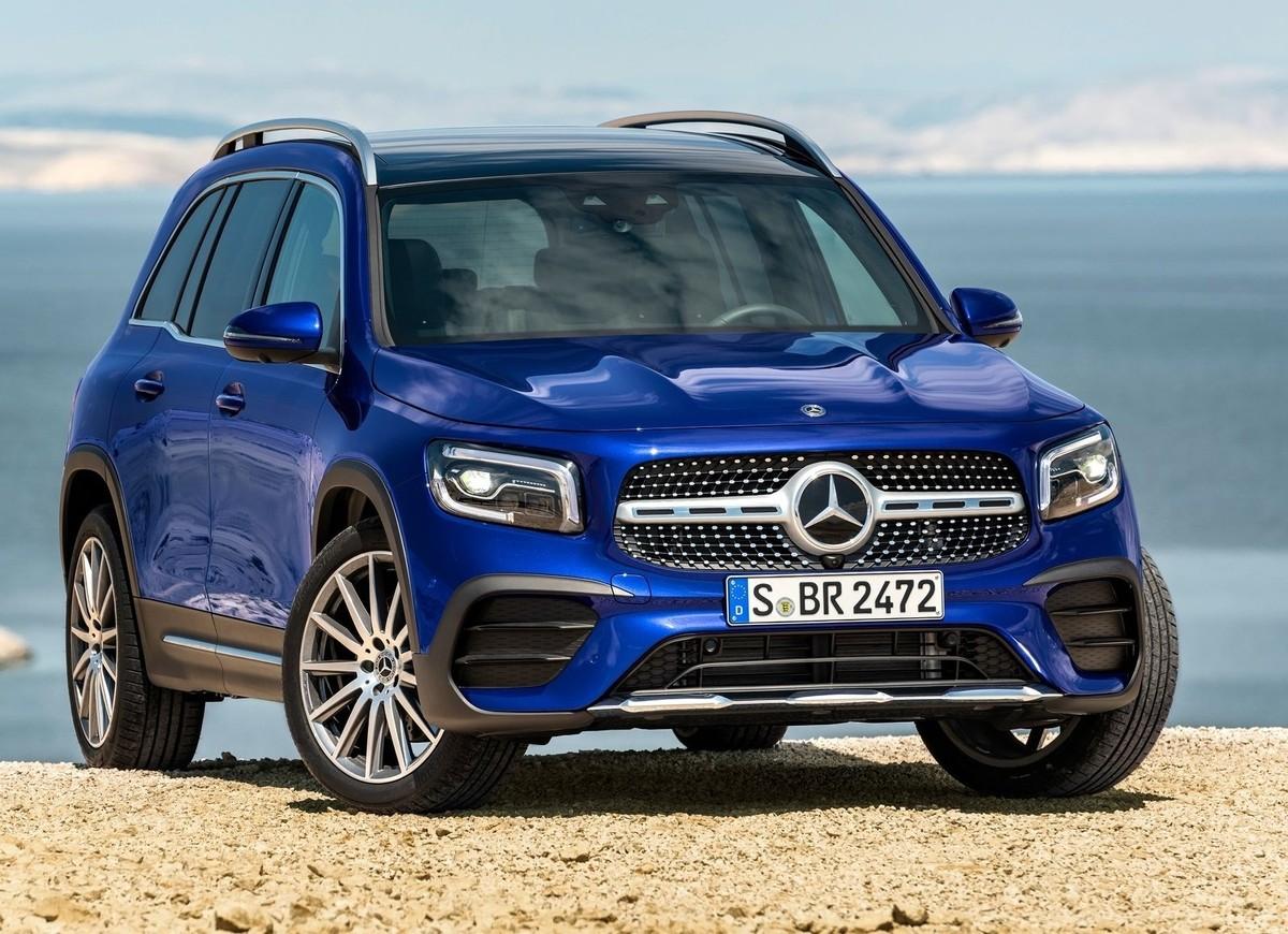 Mercedes-Benz GLB 7-Seater Revealed - Cars.co.za