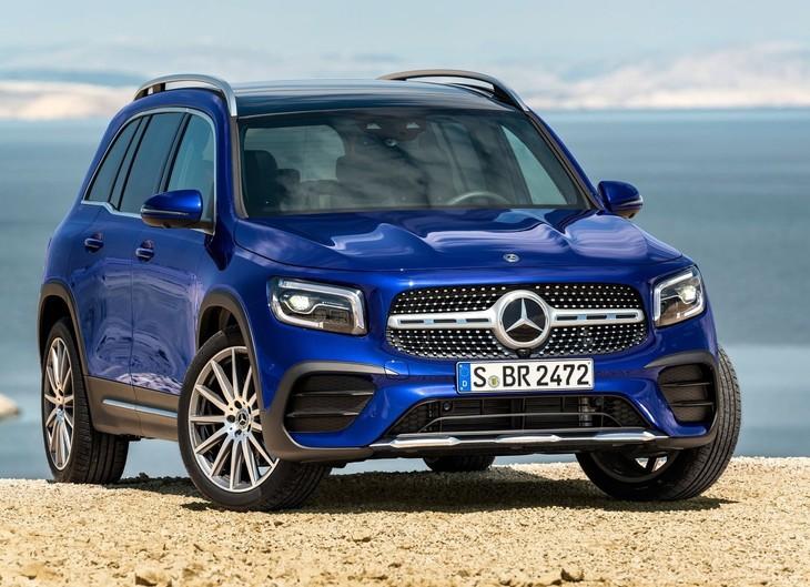 Mercedes Benz Glb 7 Seater Revealed Cars Co Za