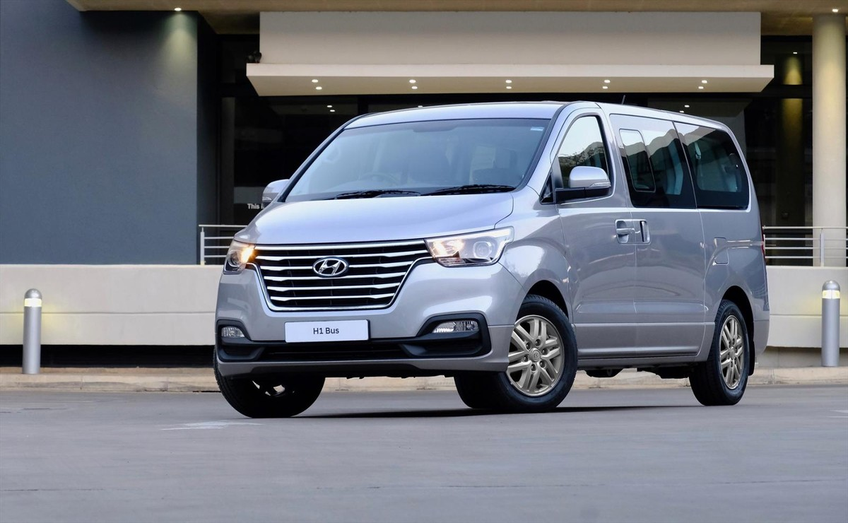 2019 Hyundai H1: Now With 12 Seats