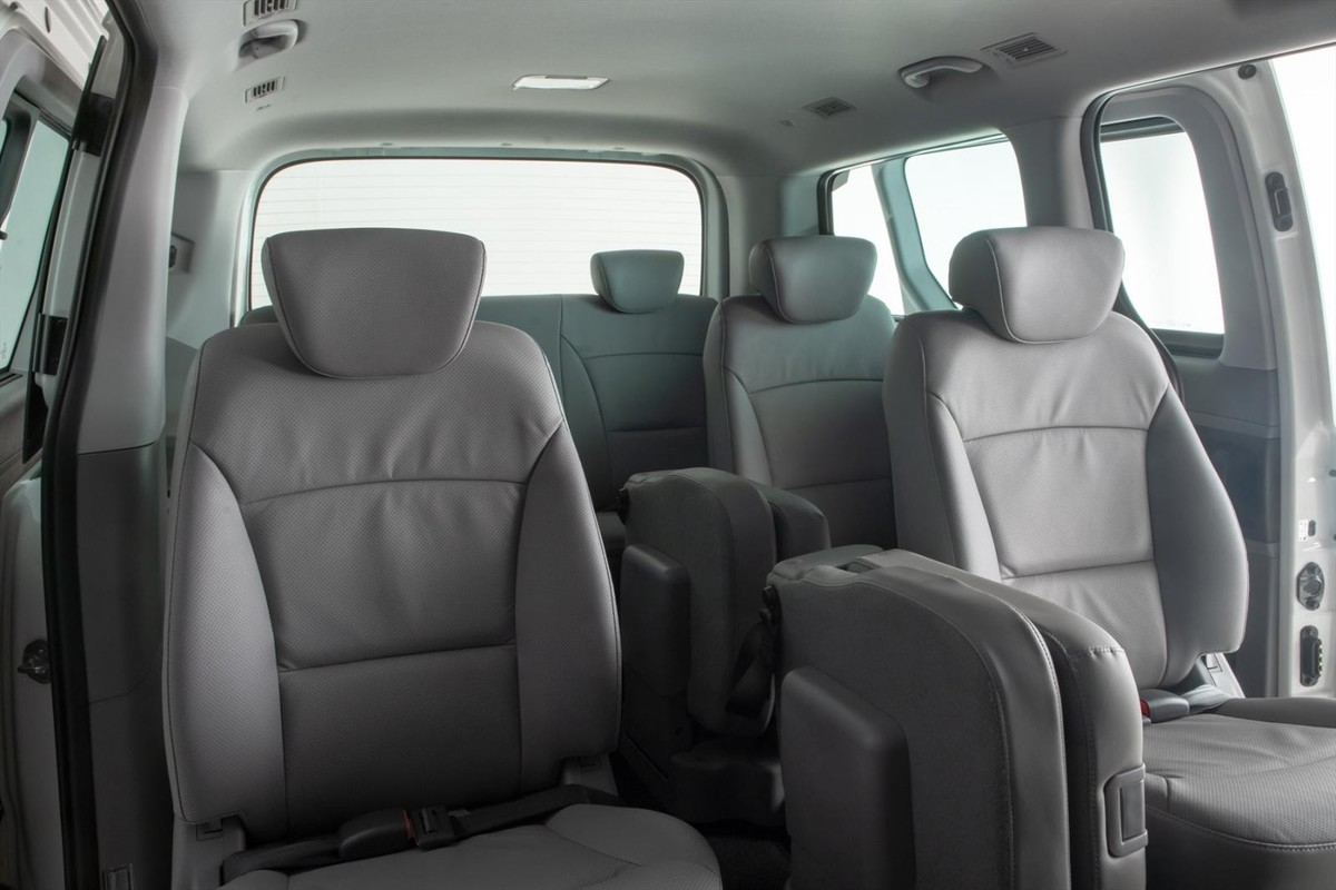 2019 Hyundai H1: Now with 12 Seats - Cars co za
