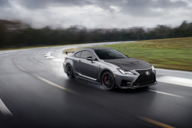 Lexus Rc F Track 2019 Specs Price Cars Co Za