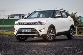 Mahindra XUV300 1.5TD W8 (2019) Review