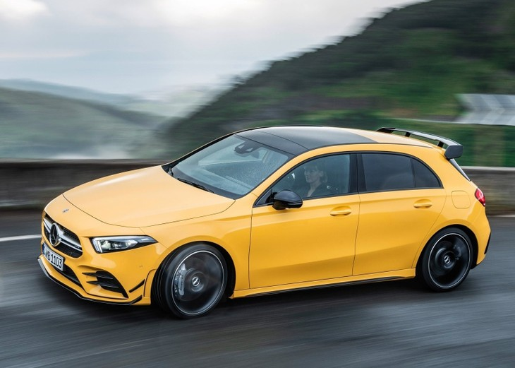 Mercedes Amg A35 Price In South Africa Cars Co Za