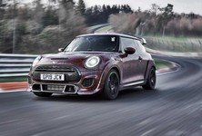 2020 Mini John Cooper Works Gp Prototype5