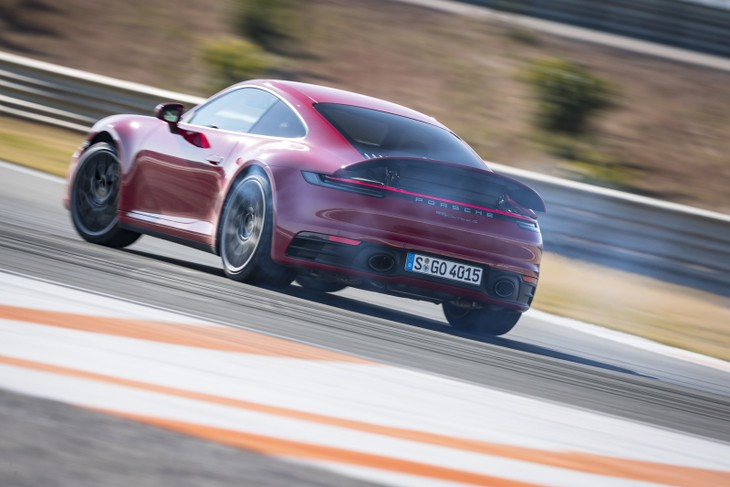Porsche 911 Carrera S (2019) Launch Review - Cars co za