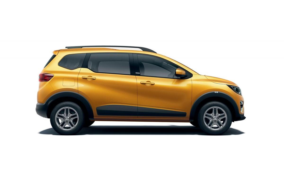 New 7 Seat Renault Triber Revealed Cars Co Za
