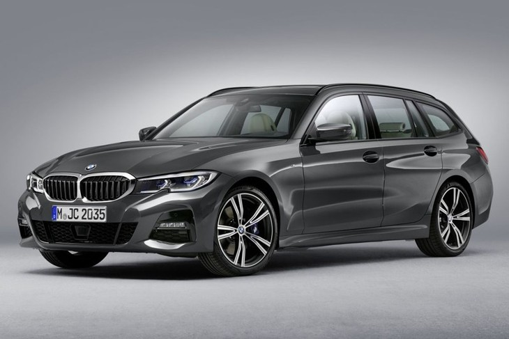 New 3 Series Touring Revealed Cars Co Za