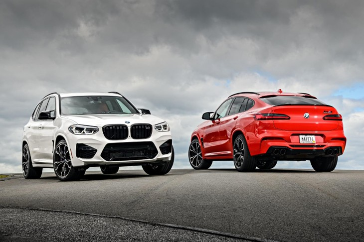 Bmw X3 M X4 M Competition 2019 Price In Sa Cars Co Za