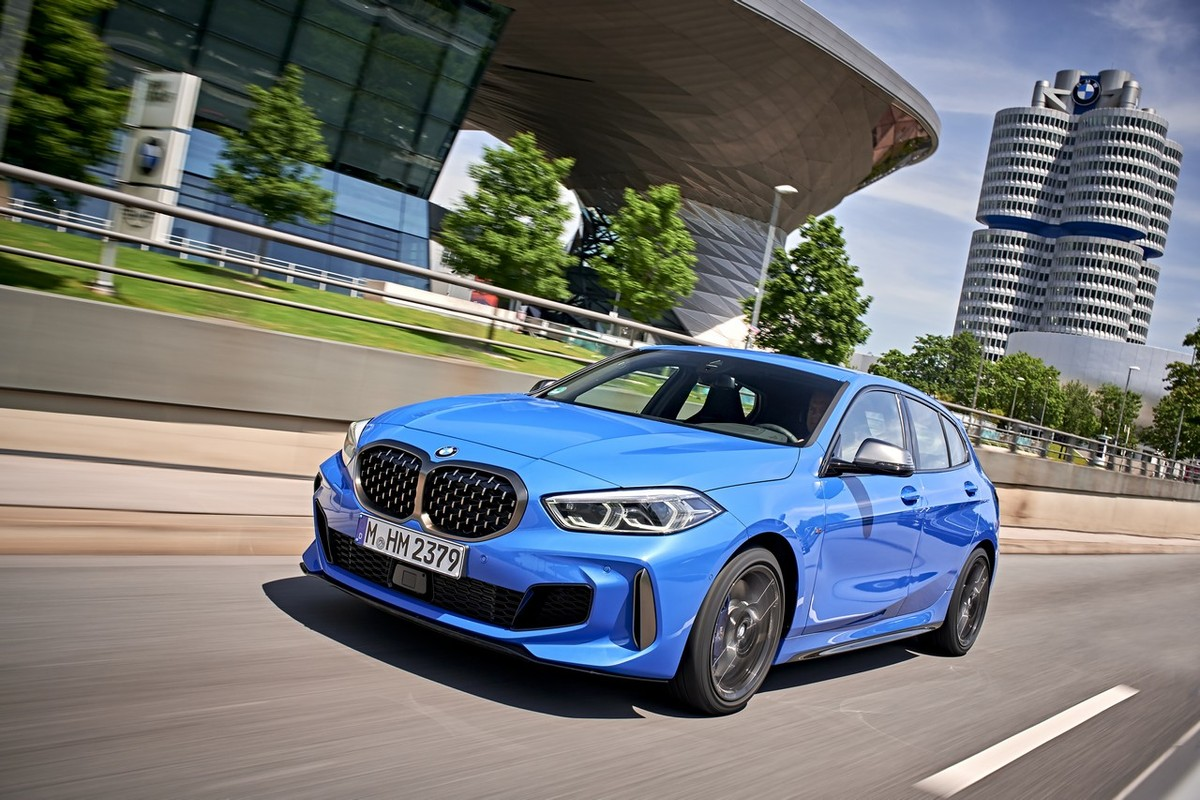 BMW 1 Series (2019) International Launch Review - Cars co za