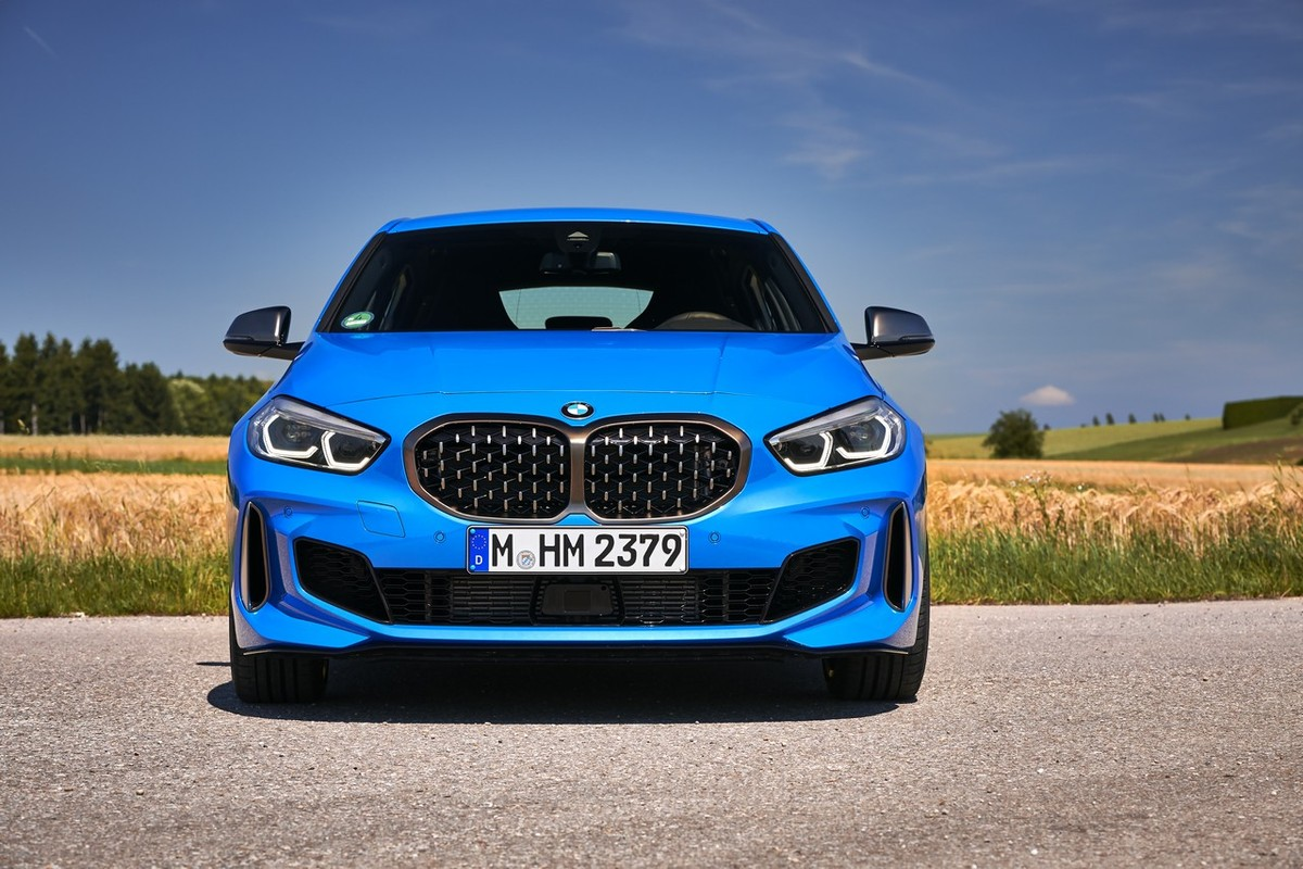 Bmw 1 Series 2019 International Launch Review Cars Co Za