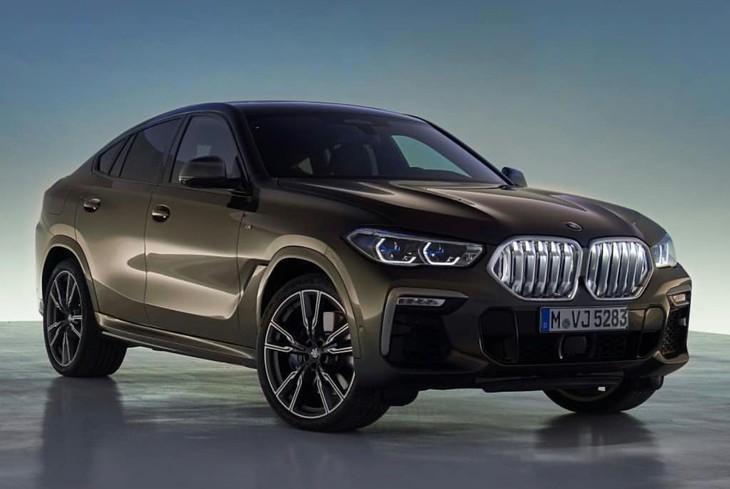 G06 BMW X6 Leaked 3