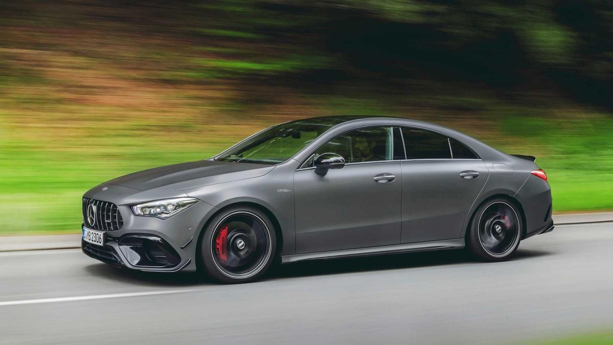 2020 Mercedes-AMG CLA 45 Goes Official - Cars.co.za