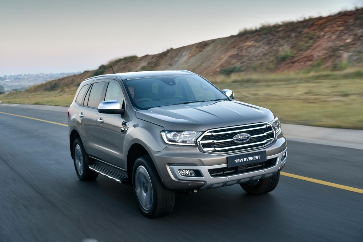 Ford Everest Facelift (2019) Launch Review