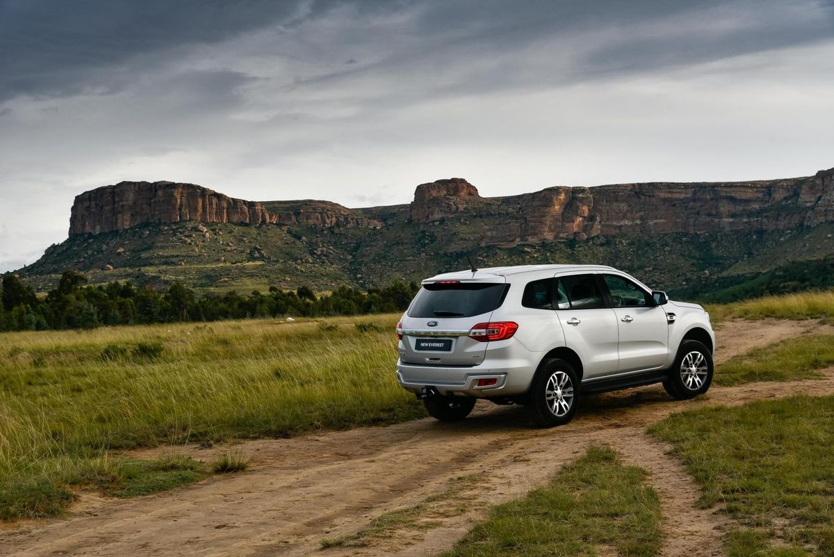 Ford Everest Facelift (2019) Launch Review - Cars.co.za
