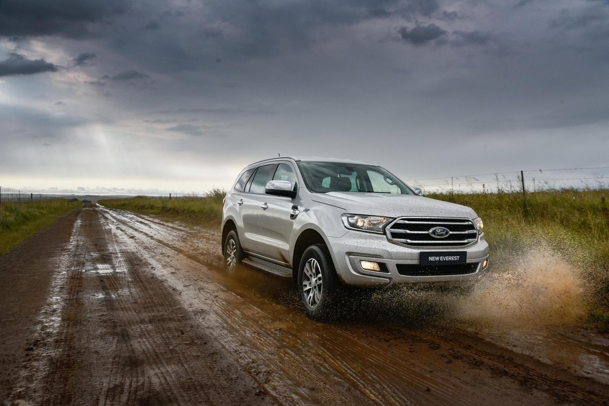 Ford Everest Facelift (2019) Launch Review - Cars co za