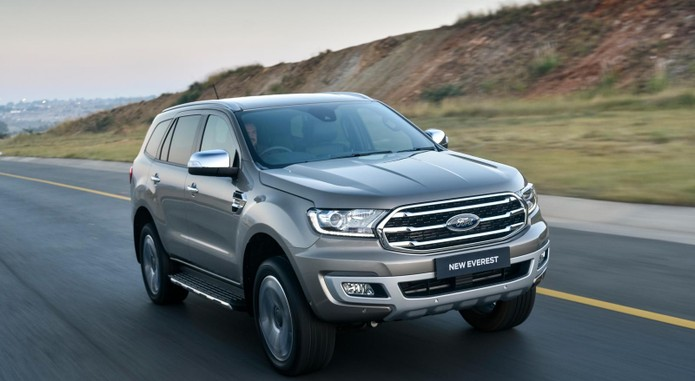2018 Ford Everest: One Of Brand's Most Capable SUVs Ever >> Brands Everest Cars Co Za