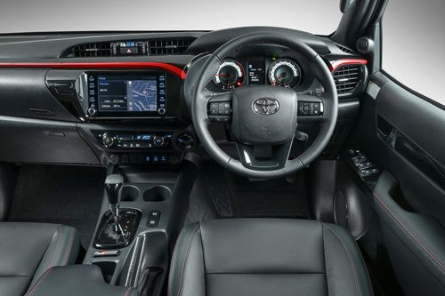 Toyota Hilux Gr Sport 2019 Launch Review Cars Co Za