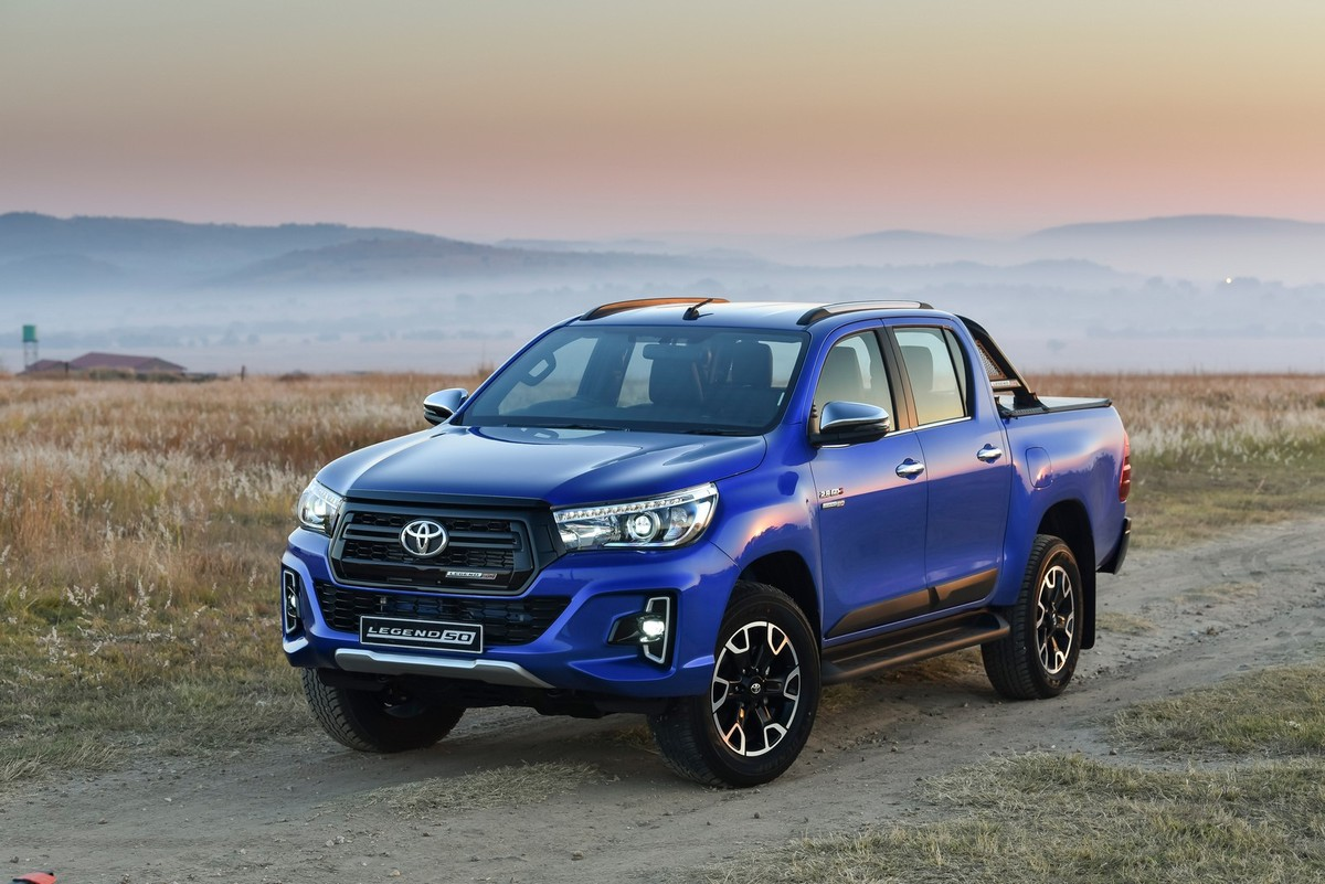 Toyota Hilux Legend 50 (2019) Launch Review - Cars.co.za