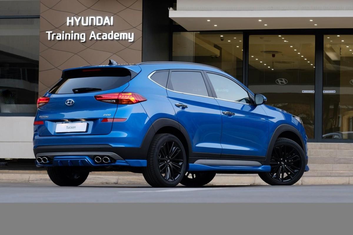 Hyundai Tucson Sport (2019) Specs & Price - Cars co za