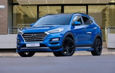 Hyundai TucsonSport 4