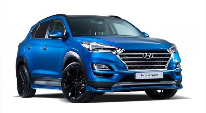 Hyundai TucsonSport 1