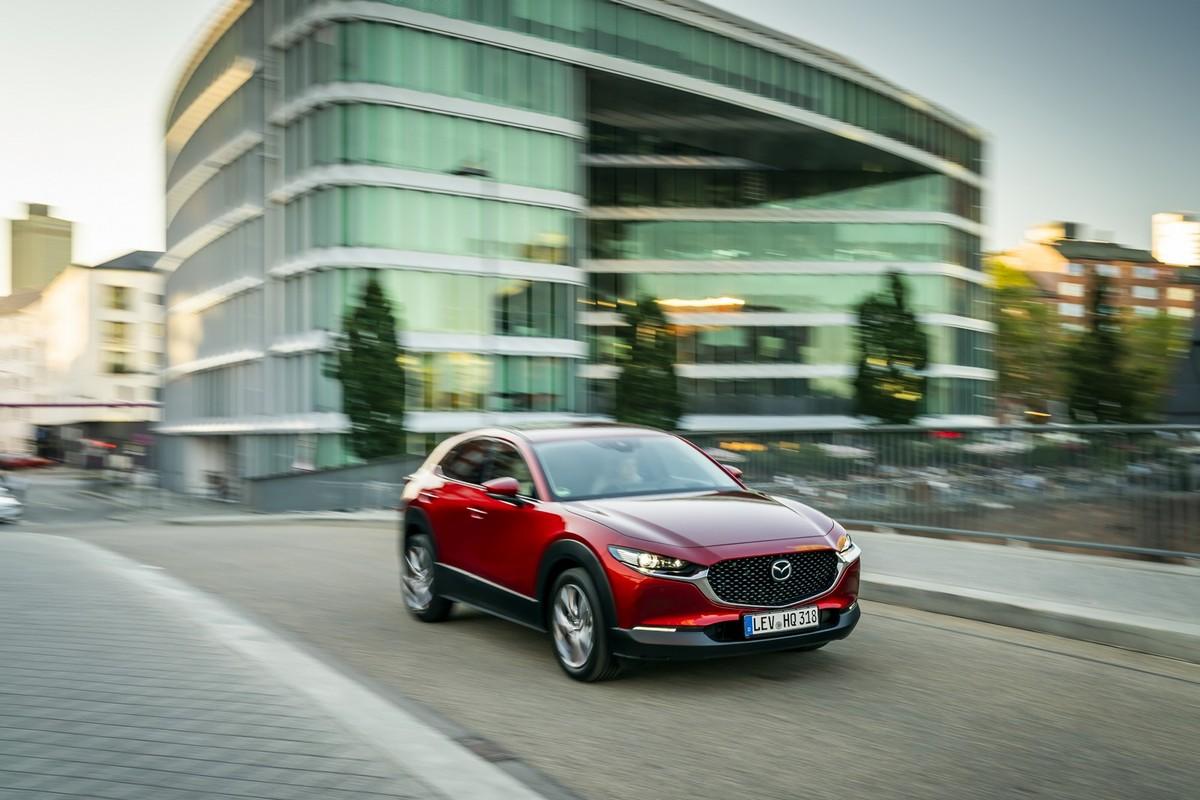 Mazda Cx 30 2019 International Launch Review Cars Co Za