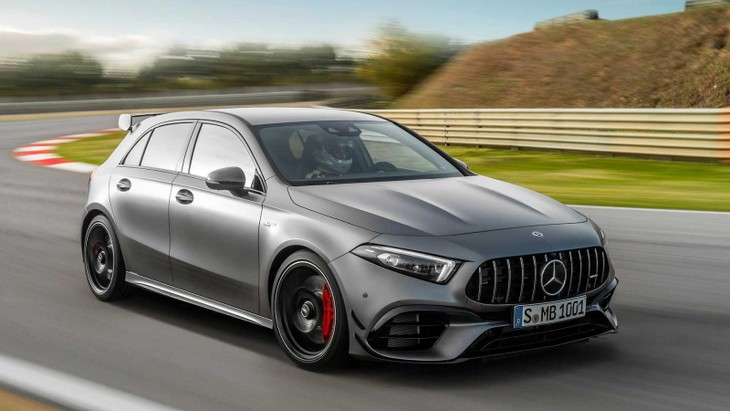 New Mercedes Amg A45 For Sa In 2019 Cars Co Za