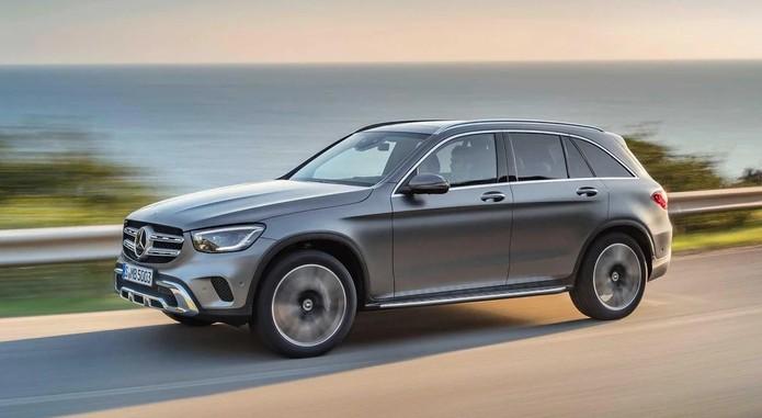 Mercedes Benz Glc 20196