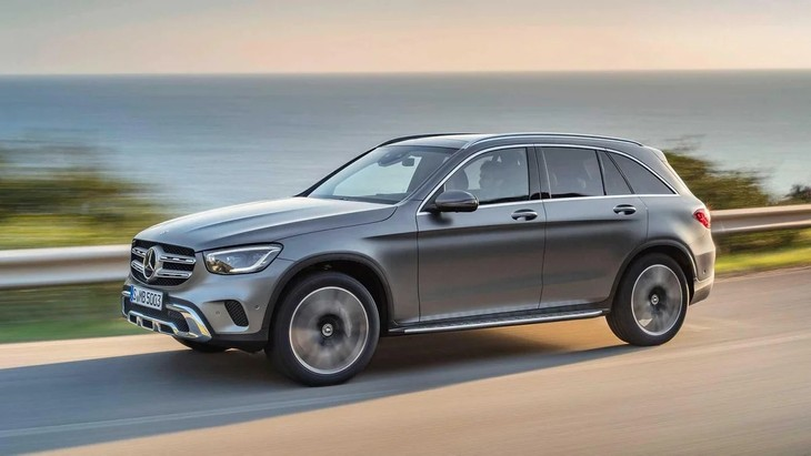 Mercedes Benz Glc 20196