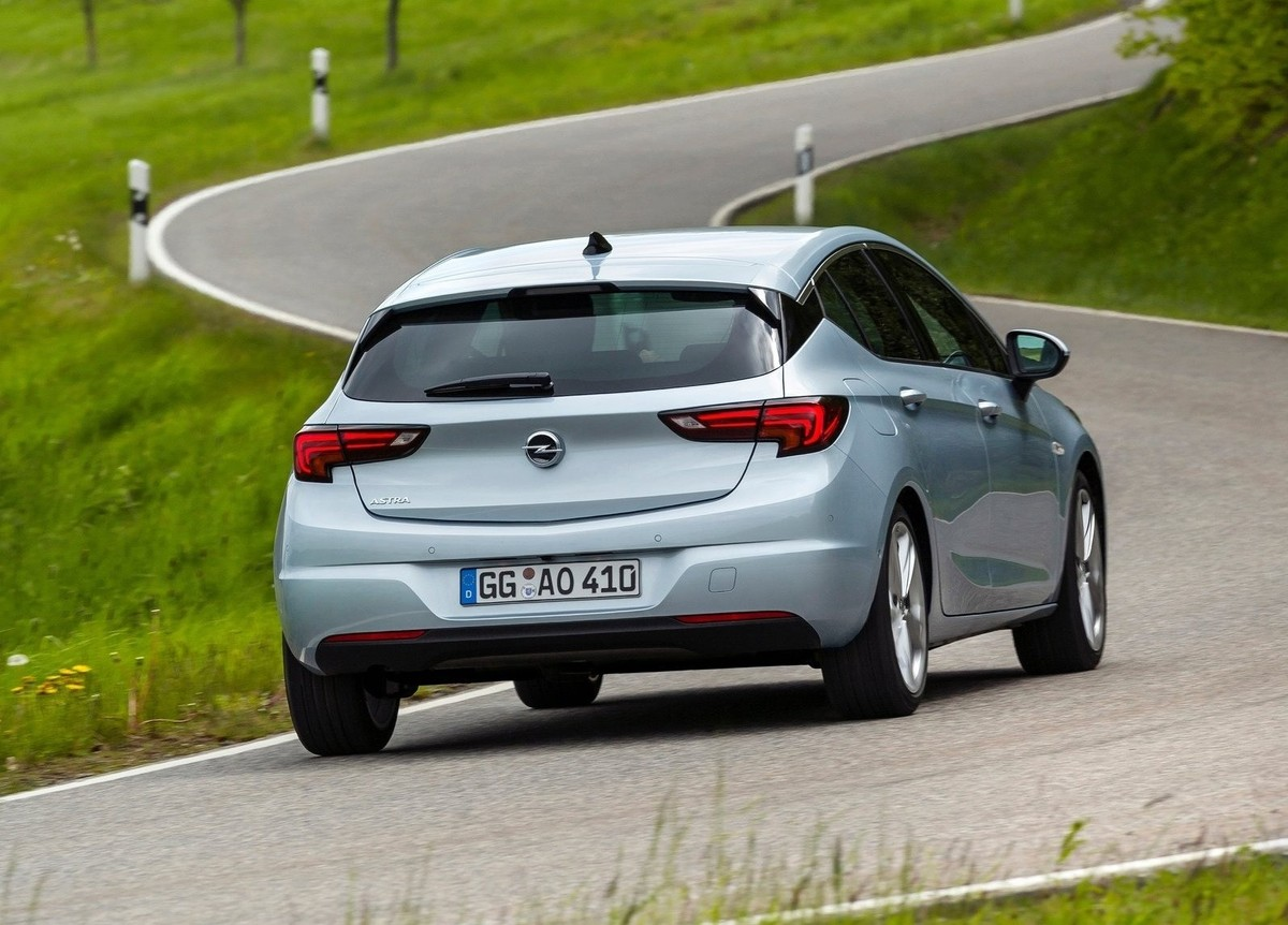 2020 Opel Astra Sedan, Release Date, Price, And Design >> Opel Astra Receives Mild Facelift Cars Co Za