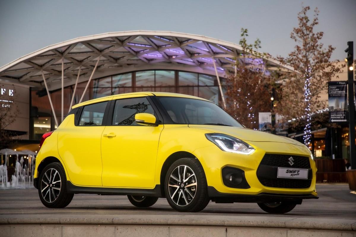 Suzuki Swift Sport (2019) Specs & Price - Cars co za