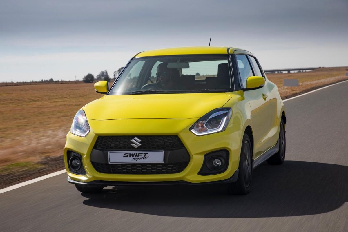Suzuki Swift Sport (2019) Launch Review - Cars co za