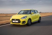 Suzuki Swift Sport Review in South Africa - Cars co za