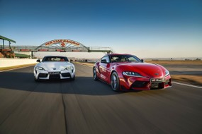 Toyota Supra GR (2019) Launch Review