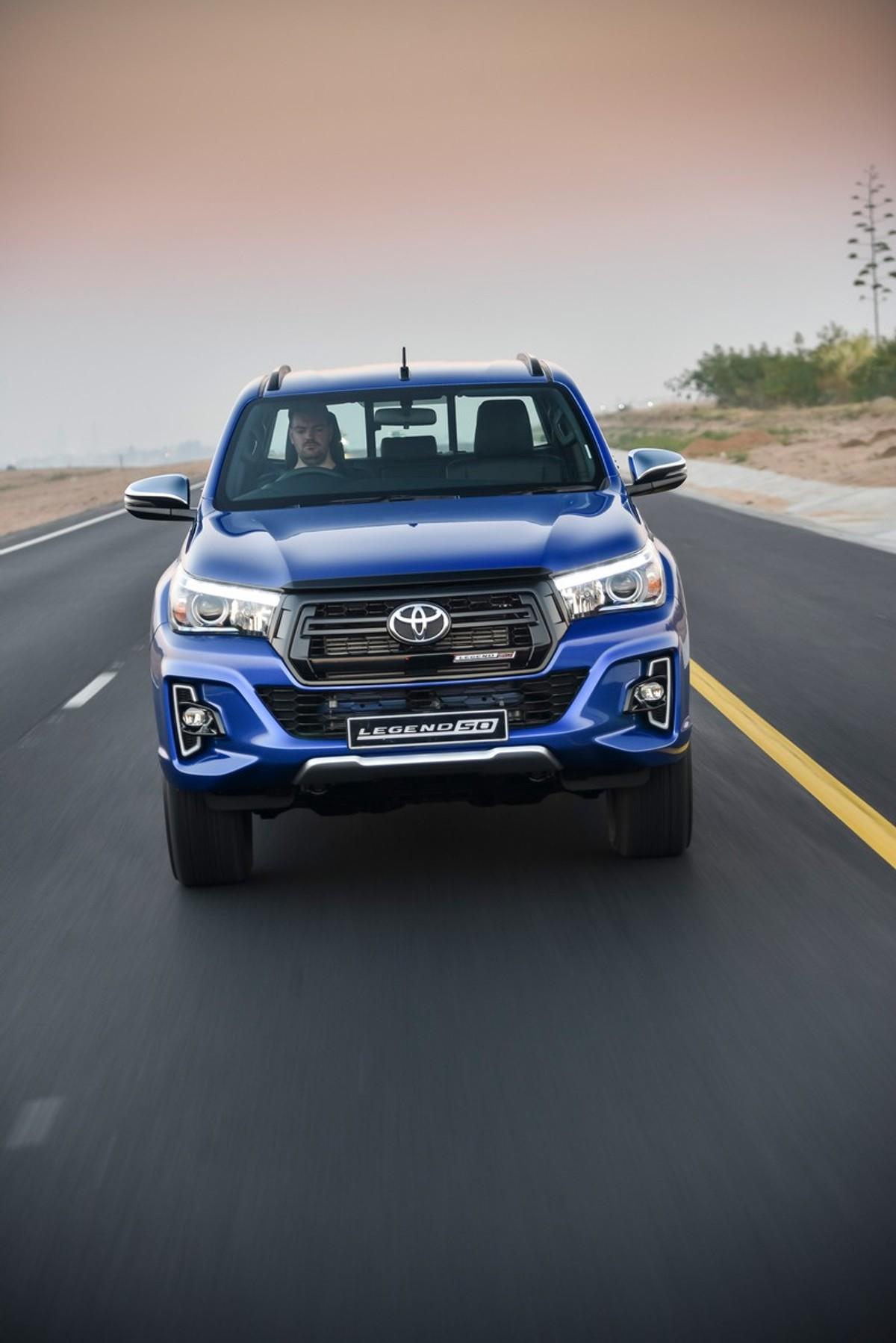Legend Auto Body >> Toyota Hilux Legend 50 (2019) Specs & Price - Cars.co.za