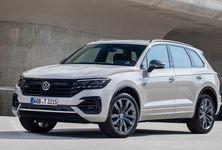 Volkswagen Touareg Sondermodell One Million