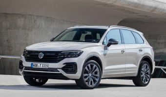 Volkswagen Touareg Sondermodell One Million