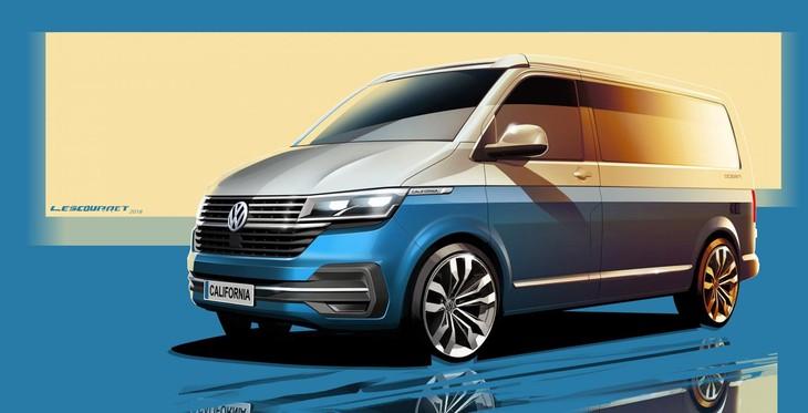 Volkswagen Caravelle 1