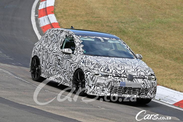 New Volvo Xc90 >> Spy Shots: 2020 Volkswagen Golf 8 GTI - Cars.co.za