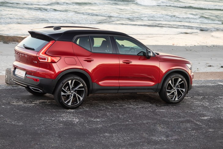volvo xc40 t3 r-design  2019  review