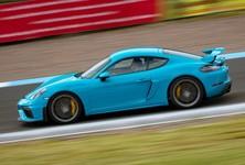 Porsche 718Cayman GT4