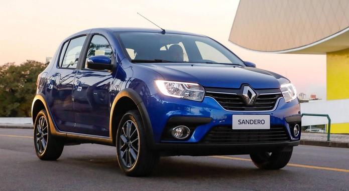 9279669e 2020 Renault Sandero 8