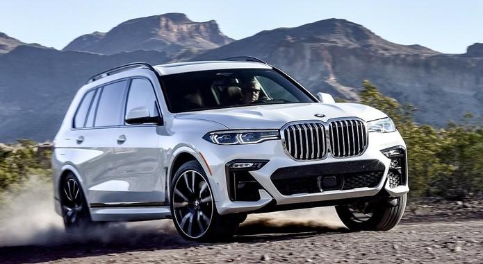 BMW X7 XDrive50i 2019 1600 19