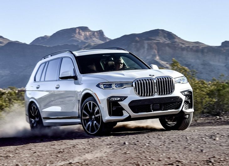 Bmw Boosts X7 Tow Rating Cars Co Za
